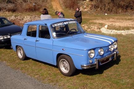 Renault 8 Gordini 1300, 1967