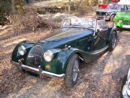 Morgan 4/4 série V de 1965
