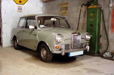 Riley Elf MK2 de 1966
