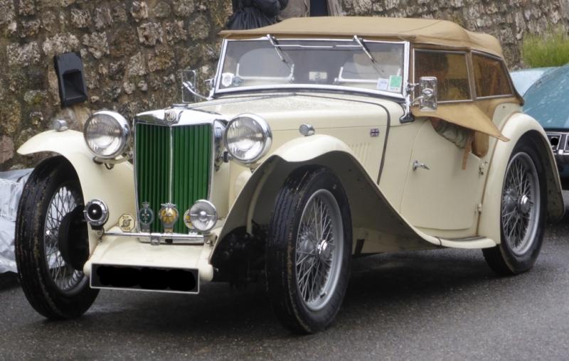 MG TD de 1946 (Faugeron)
