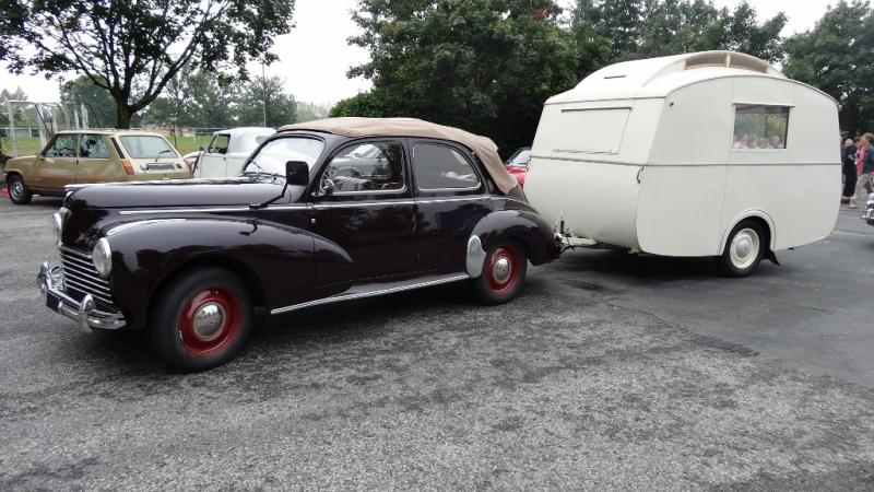 Peugeot 203 découvrable (Faurie)