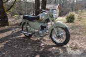 Moto Puch 175cc SV de 1956