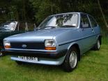 Ford Fiesta 1.1L de 1986