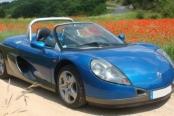 Renault spider de 1997