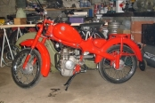 Moto Motom 48cc de 1960