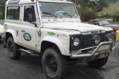 Land Rover Defender (Edde)
