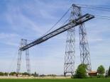 Pont transbordeur de Rochefort, Charente-Maritime, France